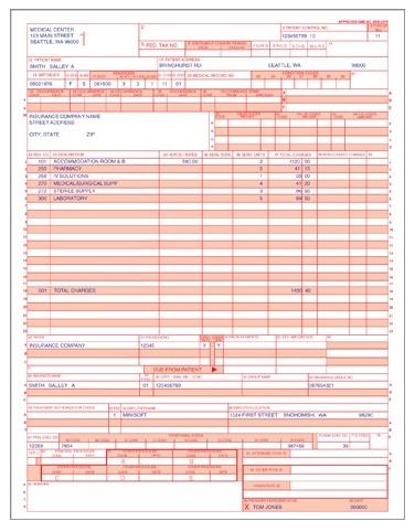 medical_ub04 Medical Form Ub on eob medical form, ada medical form, hcfa medical form,