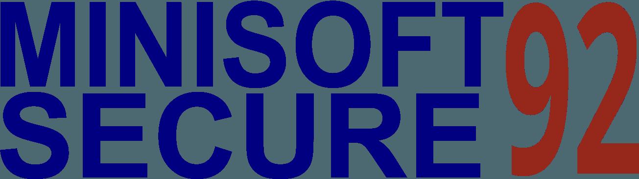 Secure 92 | Minisoft, Inc